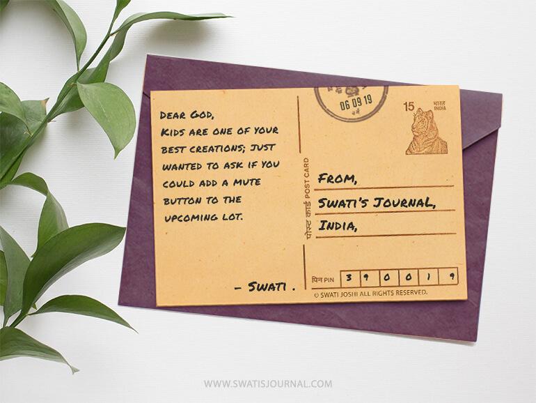 06 09 19 - swati's Journal short story
