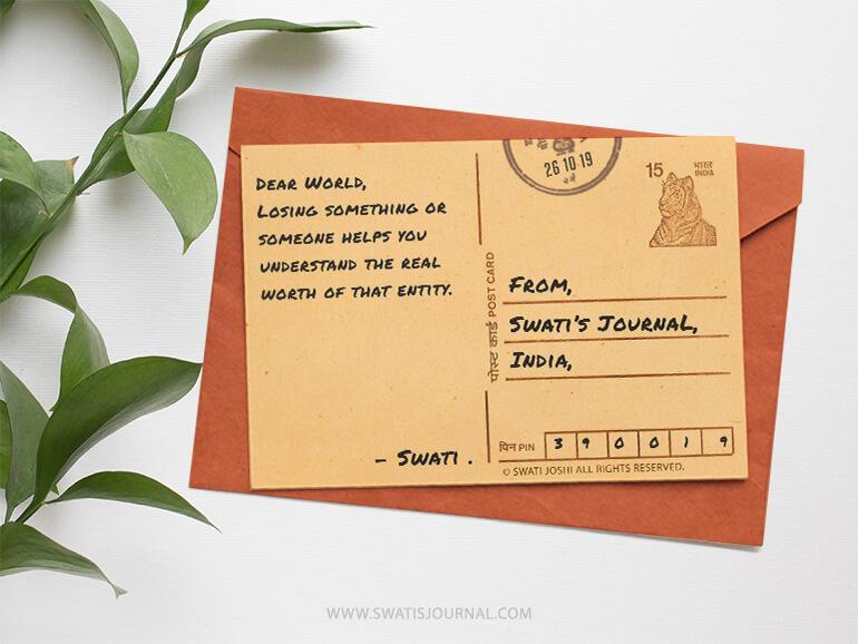 26 10 19 - swati's Journal short story
