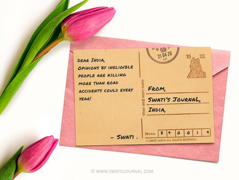 21 04 20 - swati's Journal short story
