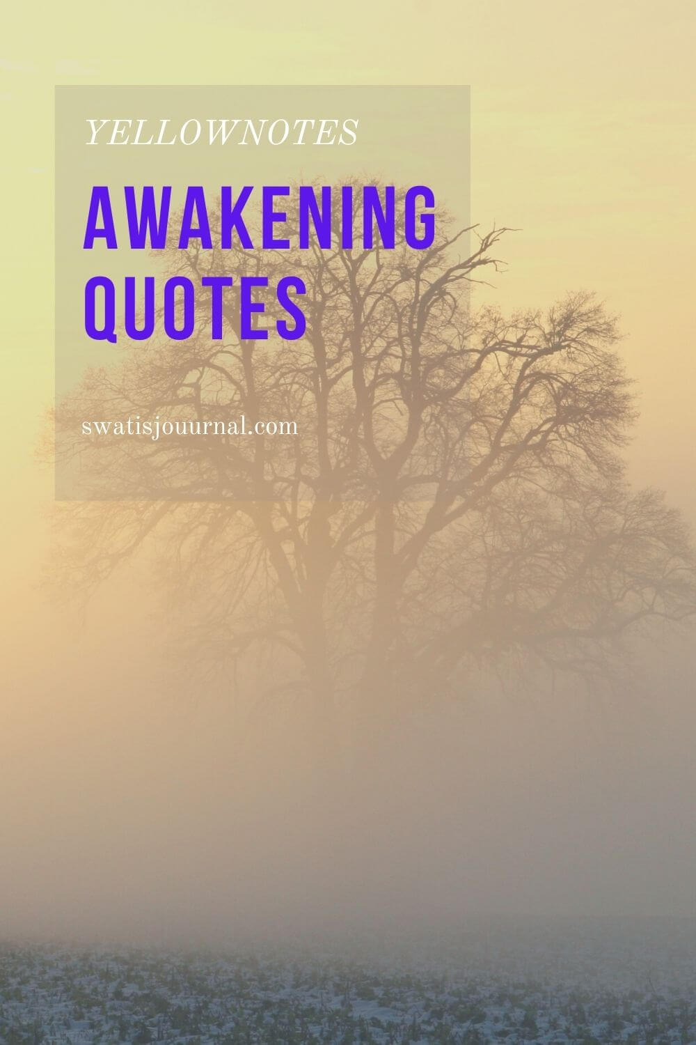 Yellownotes – Daily Quotes | Quote of the Week | August 2020 | Week 03 4.8 (6)