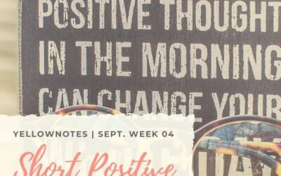 Yellownotes – Daily Quotes | Quote of the Week | September 2020 | Week 04 0 (0)