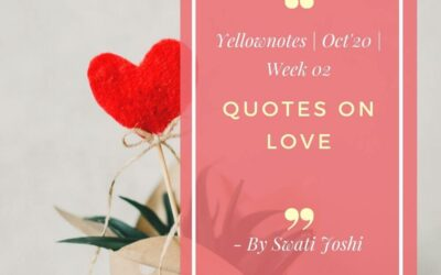 Yellownotes – Daily Quotes | Quote for today | October 2020 | Week 02 0 (0)