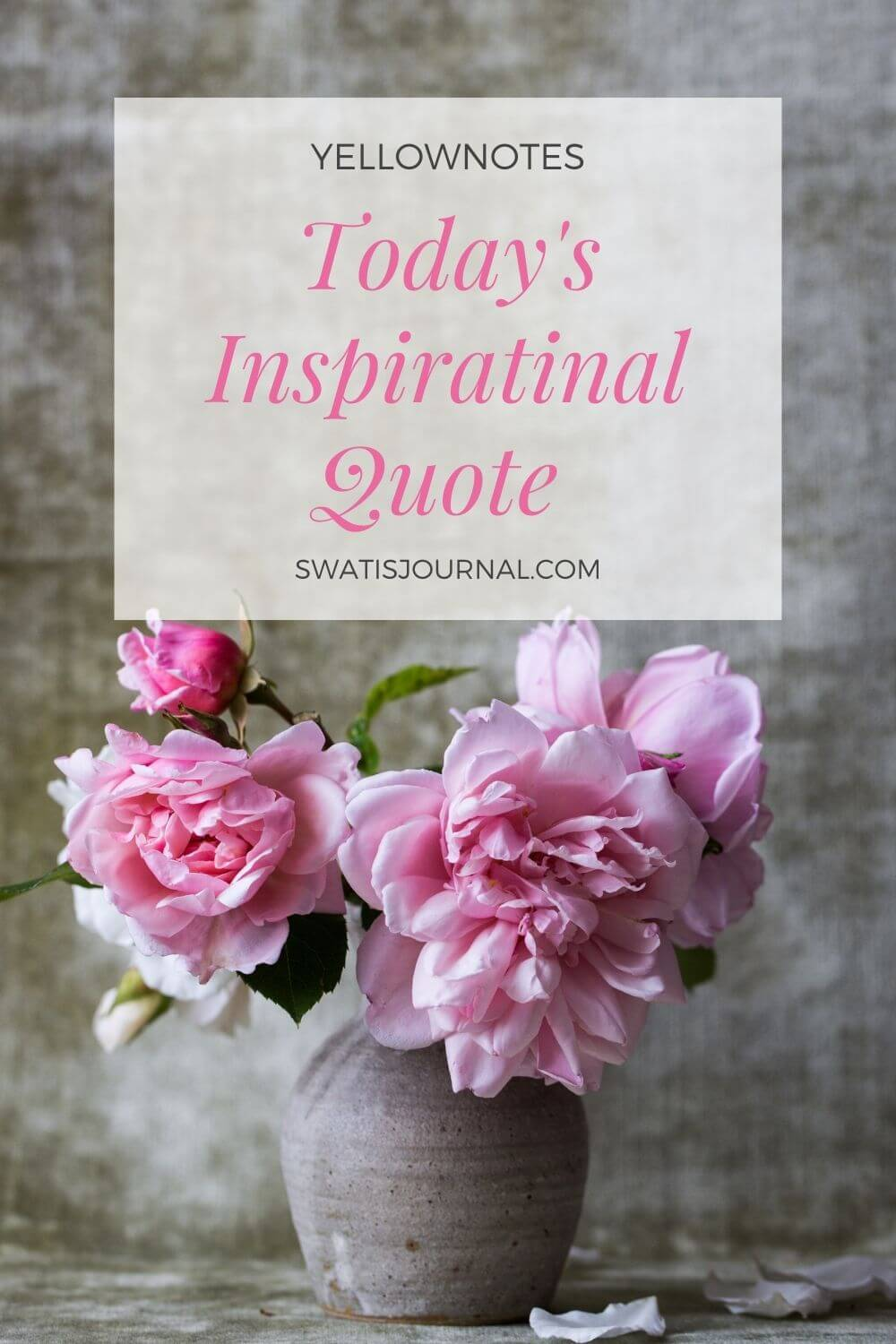 Yellownotes – Daily Quotes | Quote of the Week | February 2020 | Week 01 5 (1)