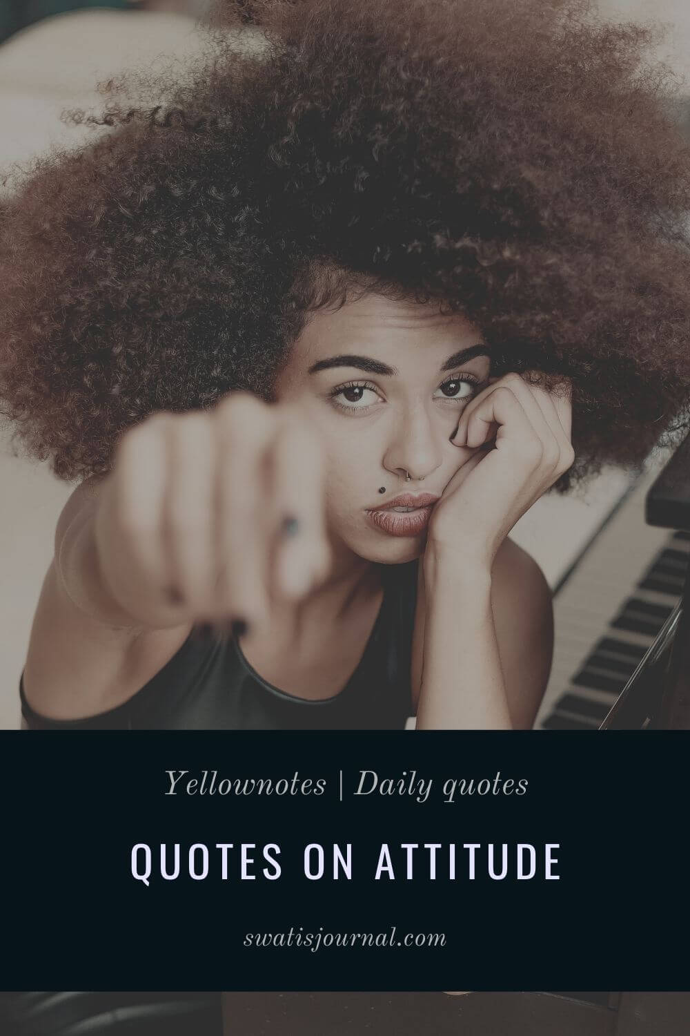 Yellownotes – Daily Quotes | Quotes on Attitude | July 2020 | Week 04 4.8 (6)